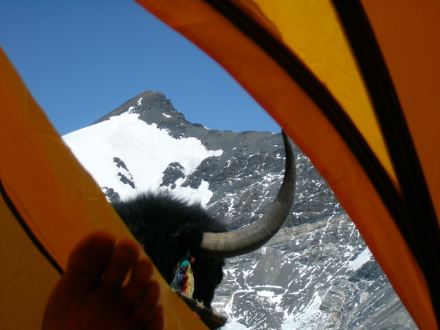 Lhakpa Ri Expedition Tibet