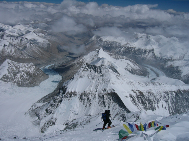 Everest Expedition Tibet