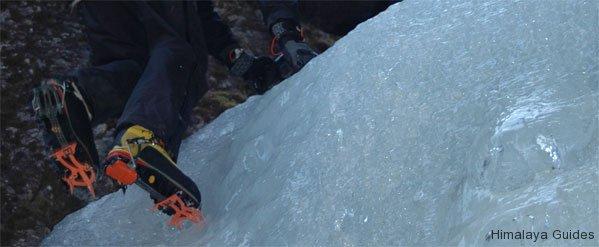 nornep ice climbing