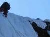 eagle nest waterfall ice climb