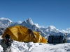 lobuche peak high camp
