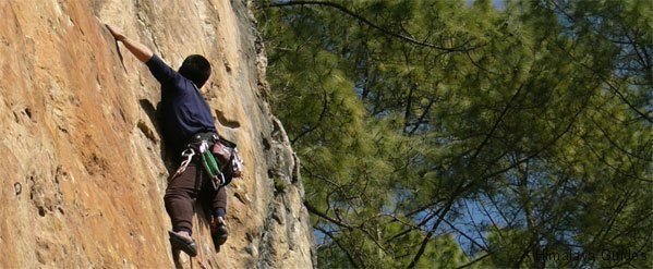 hattiban rock climbing