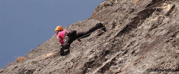 khumbu climbing
