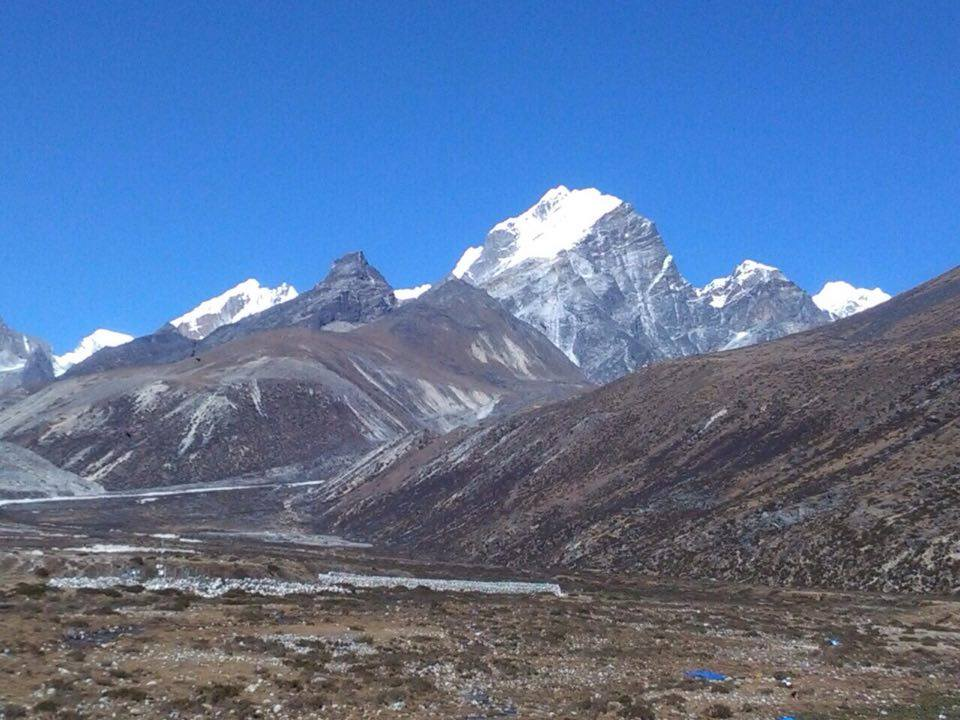 Himalaya five peaks technical course + Mt.Ama-Dablam