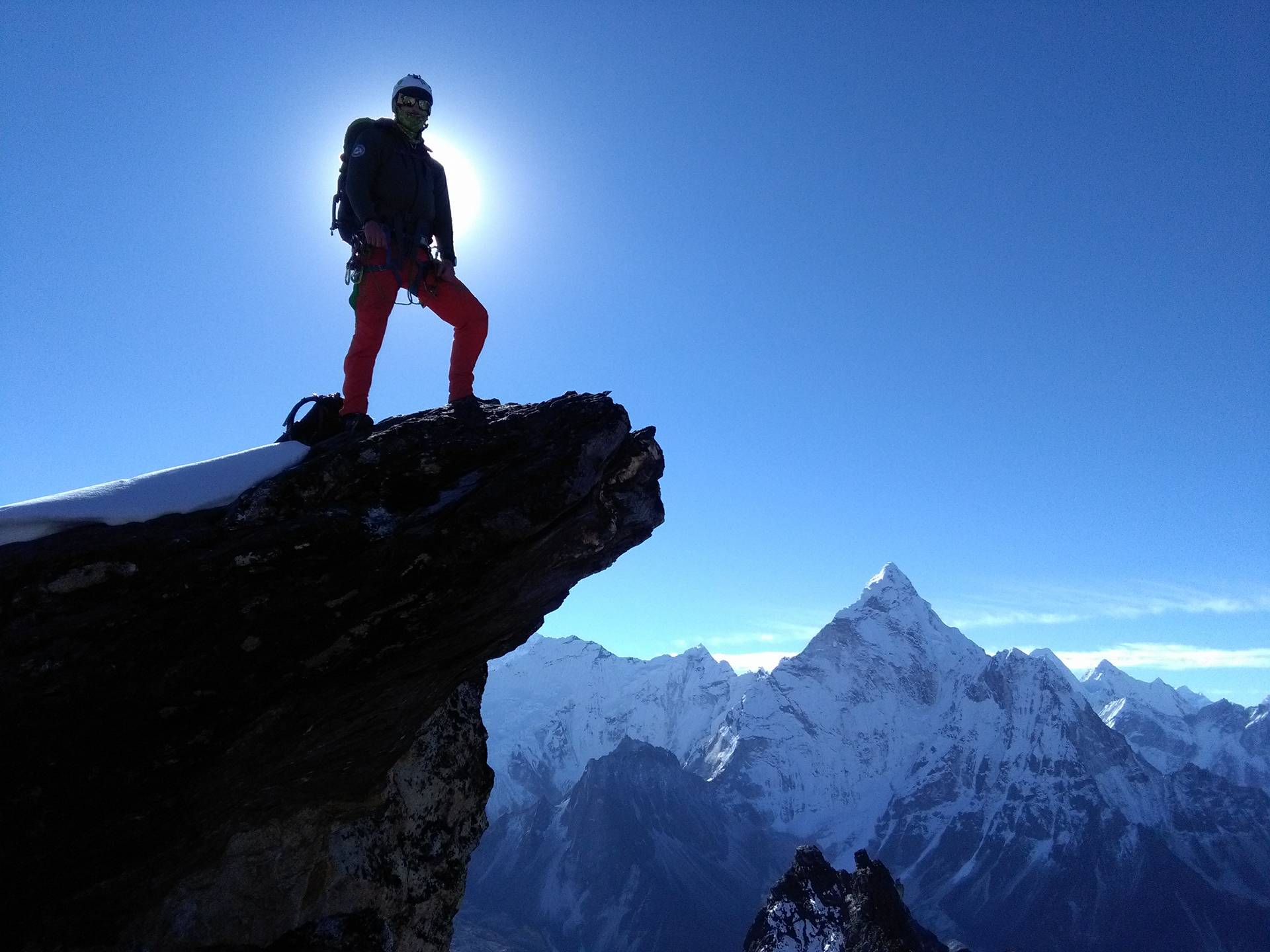 Top Himalaya Guides Mt.Ama-Dablam