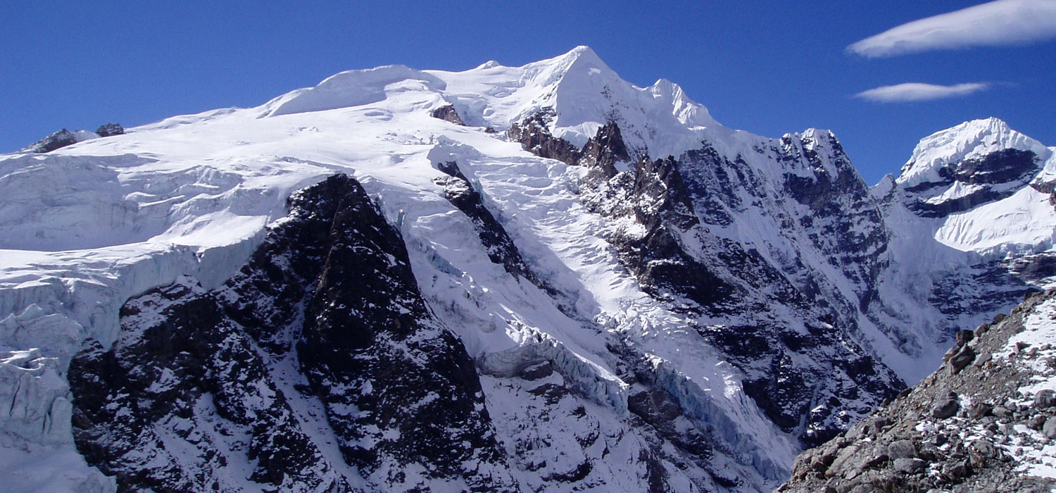 Mera peak, climbing, Hingu valley trek.