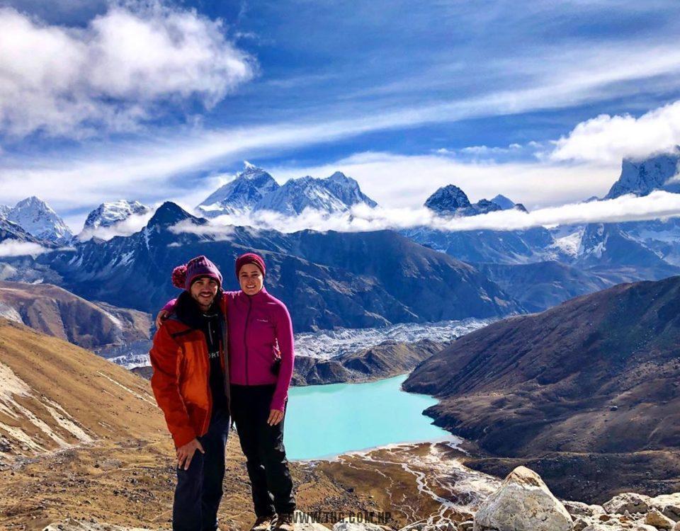 3 passes with Everest trek