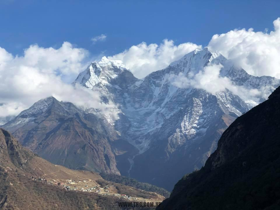 Himalaya Five Peaks Technical Climbing Course with Mt. Ama Dablam climbing expedition 2018