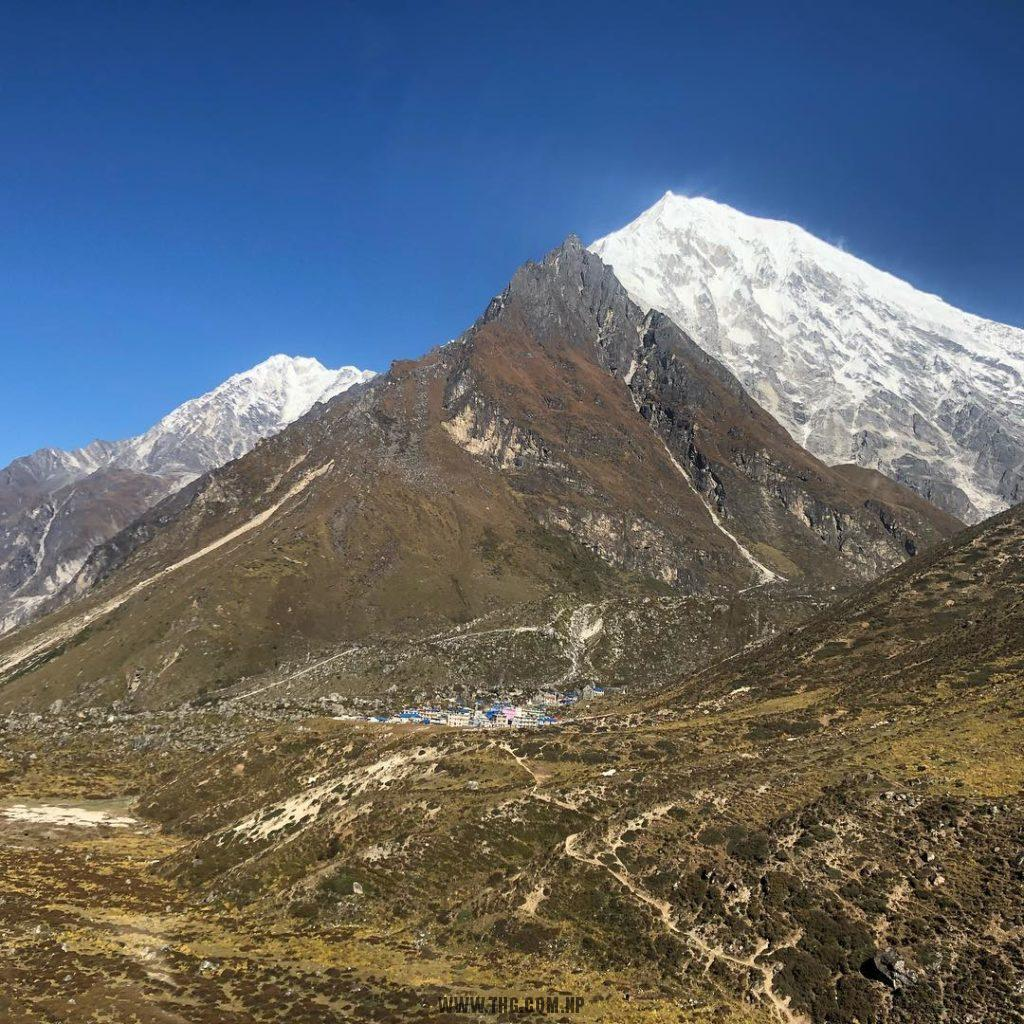 Langtang trekking with Tsergo ri peak ascent