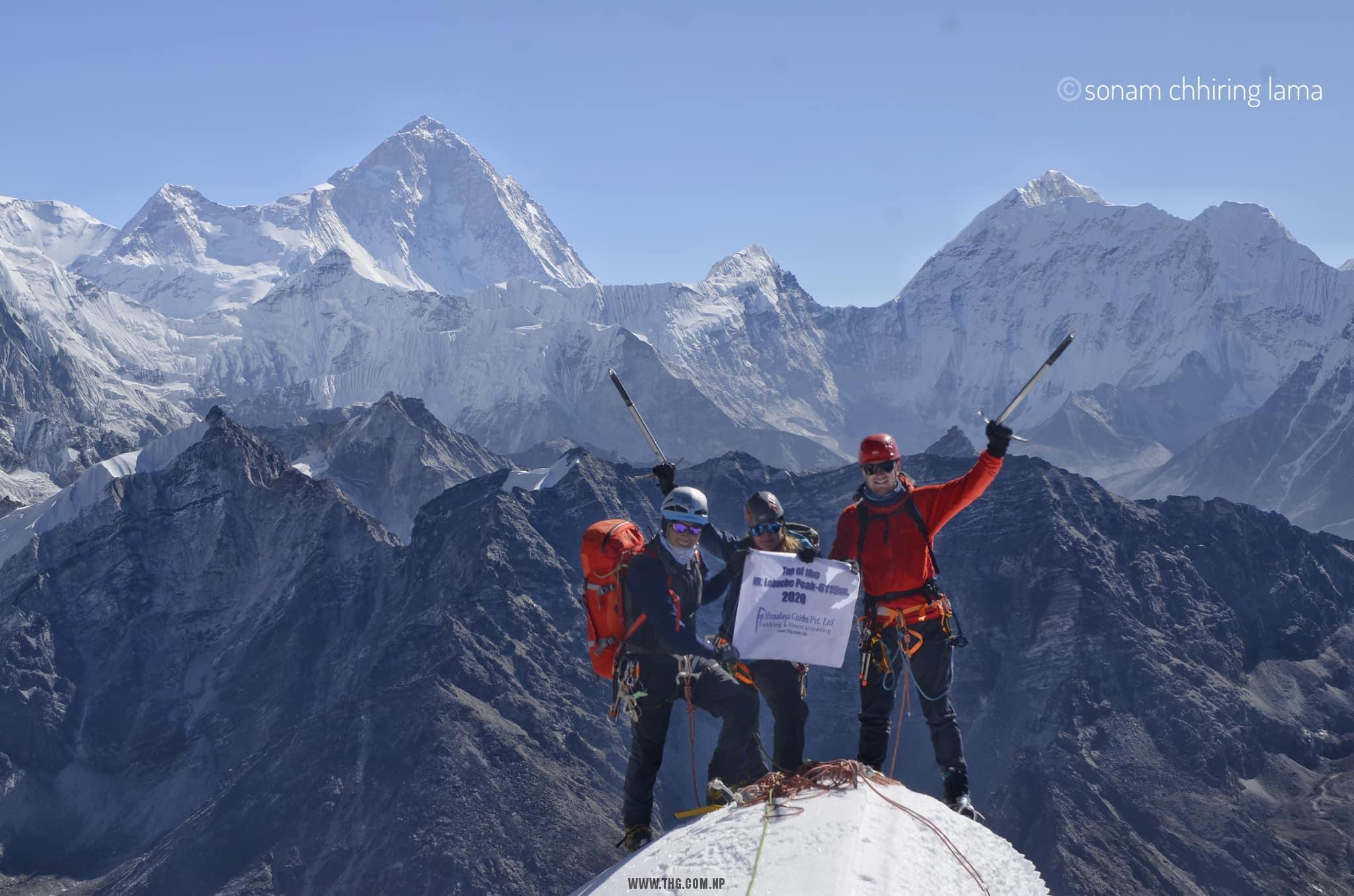 Himalaya 5 peaks with Technical Climbing + Ama Dablam Expedition 2020