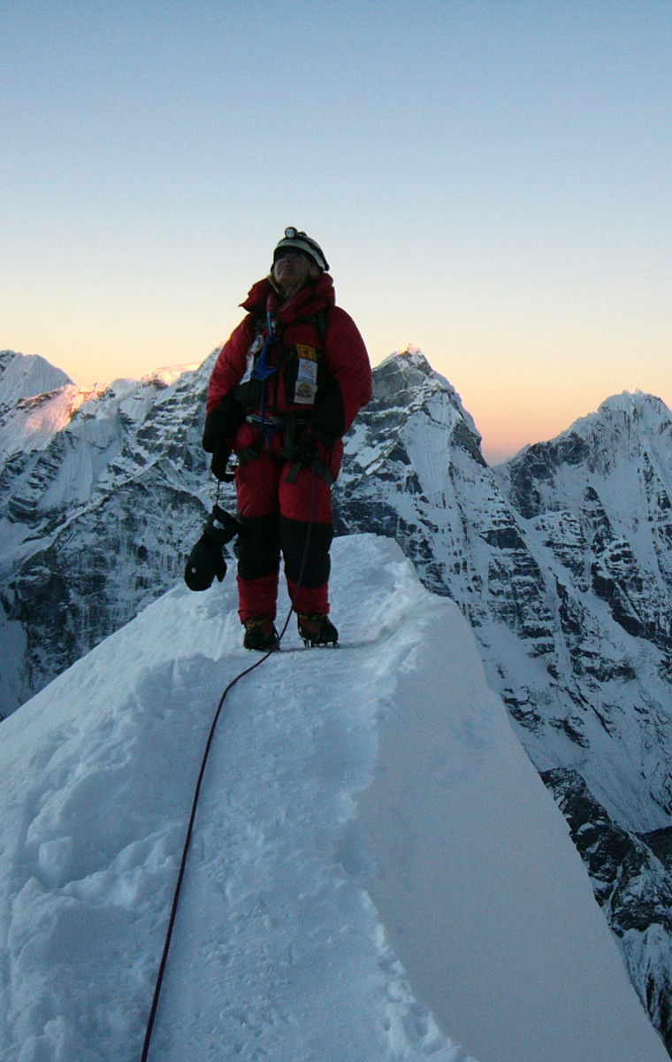 Himalaya Five Peaks Technical Climbing Course with Ama Dablam