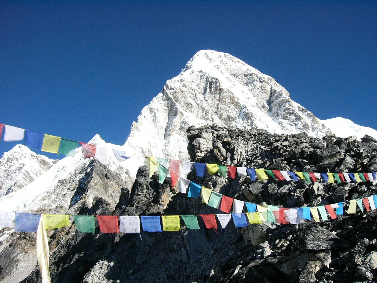 Gokyo, Cho La Pass and Everest Base camp