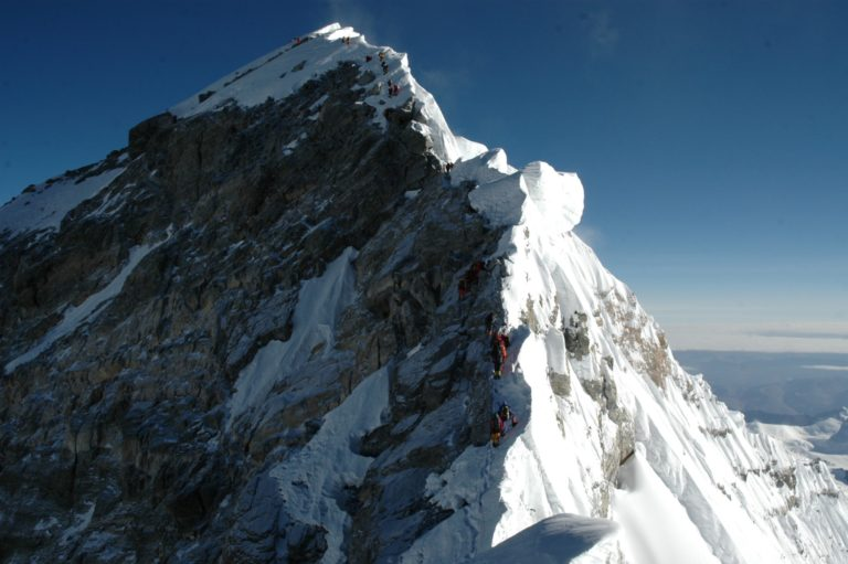 Sagarmatha - Mt. Everest Expedition
