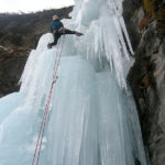Kwangde waterfall Ice Climbing