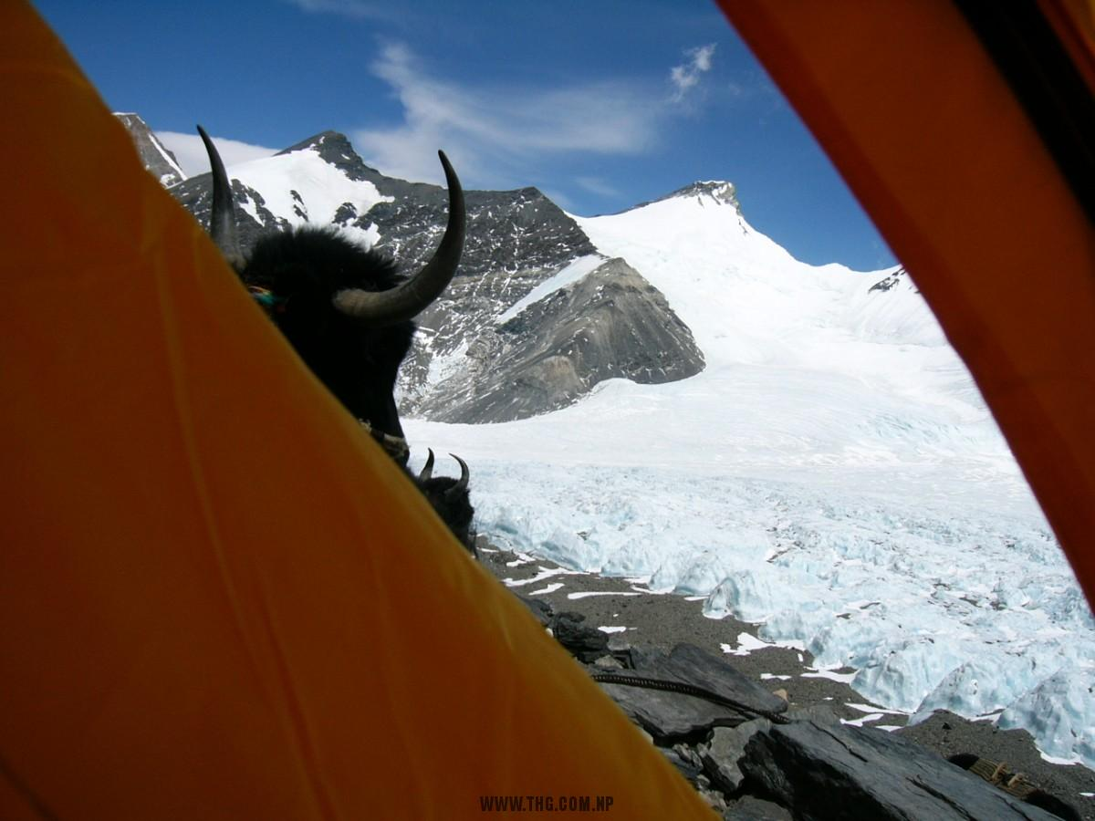Lhakpa Ri Climbing Expedition