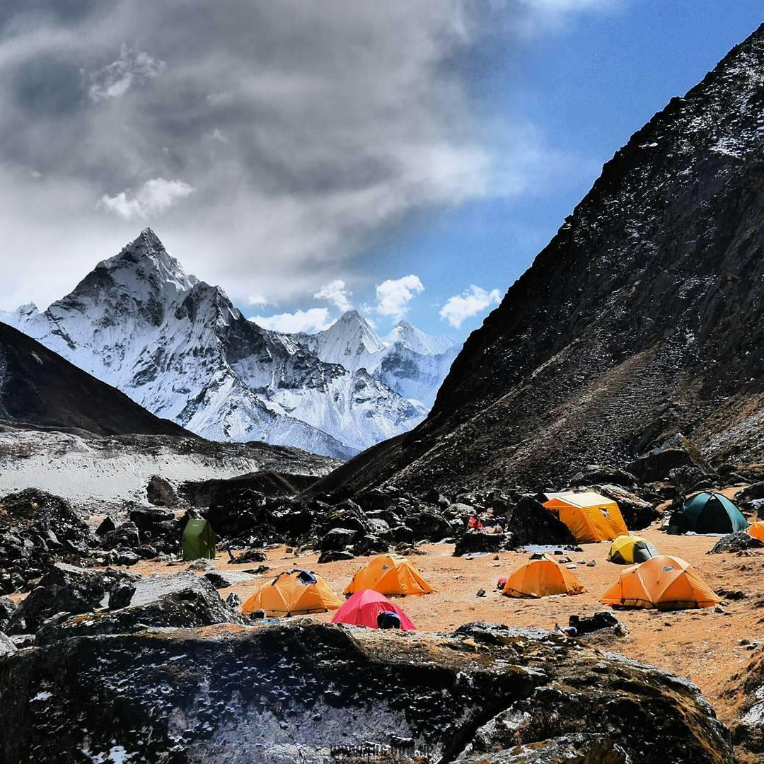 Lobuche Peak and Everest Base Camp Trek