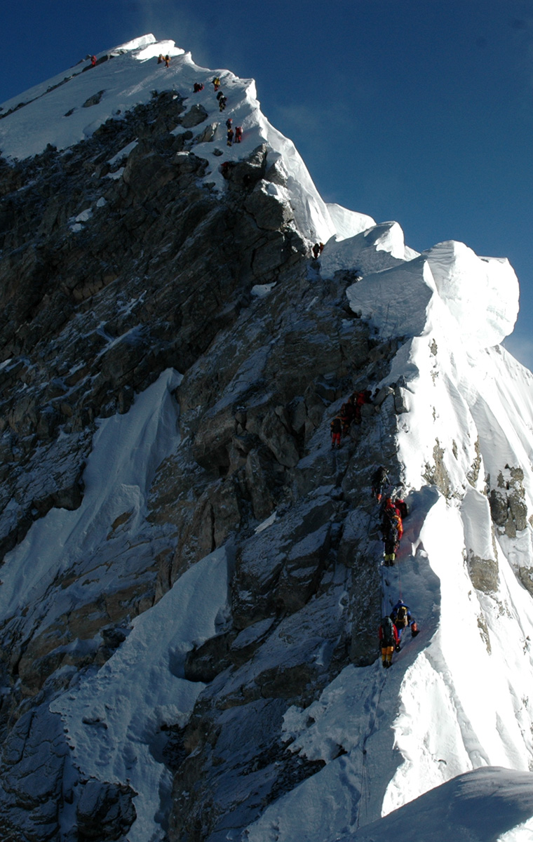 Sagarmatha - Mt. Everest Expedition
